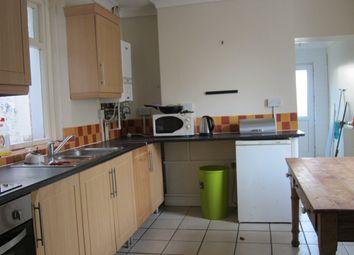 5 bed terraced house to rent in Bertha Street, Treforest, Pontypridd CF37