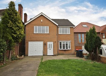 Thumbnail 4 bed detached house for sale in Wagstaff Lane, Jacksdale