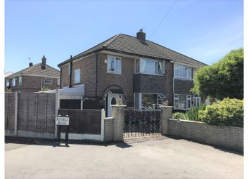 3 bed semi-detached house for sale in Moss View Road, Manchester M31