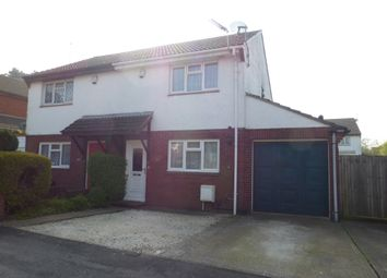 Thumbnail 3 bed semi-detached house for sale in Tamar Gardens, West End, Southampton