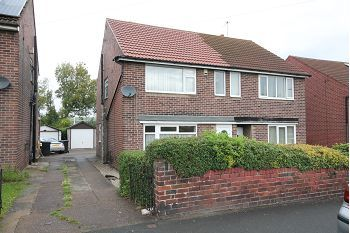 Thumbnail 3 bed semi-detached house to rent in Highgate, Sheffield