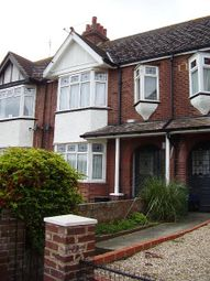Thumbnail 1 bed flat to rent in Risborough Lane, Folkestone