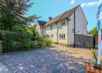 Thumbnail 4 bed semi-detached house for sale in Partridge Mead, Banstead