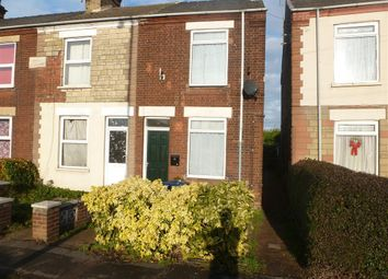 Thumbnail 3 bed end terrace house to rent in Mount Pleasant Road, Wisbech