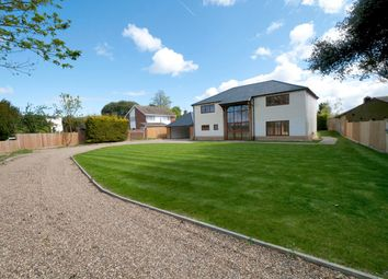 Thumbnail 4 bed detached house for sale in The Street, Lynsted, Sittingbourne