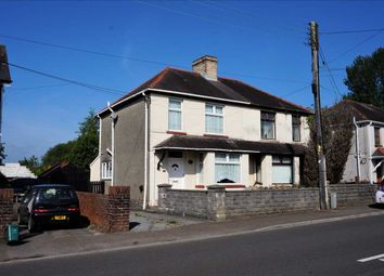 Thumbnail 2 bed semi-detached house for sale in Ammanford Road, Llandybie, Ammanford
