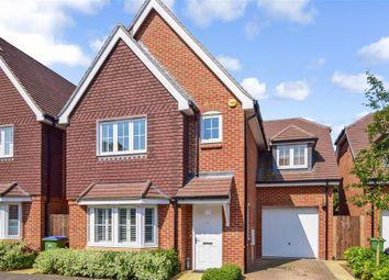 Thumbnail 4 bed detached house for sale in Daux Avenue, Billingshurst, West Sussex