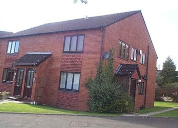 Thumbnail 1 bed flat to rent in Kimberley Drive, Lydney