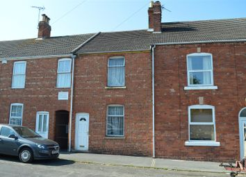Thumbnail 3 bed terraced house for sale in Queen Street, Sleaford