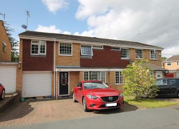 Thumbnail 4 bed semi-detached house for sale in Hazel Way, Crawley Down, Crawley, West Sussex.