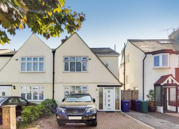 Thumbnail 4 bed semi-detached house for sale in Pollard Road, London