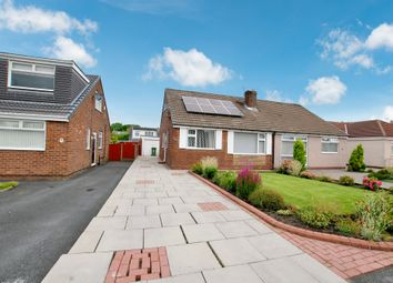 Thumbnail 2 bed semi-detached bungalow for sale in Ripon Close, Little Lever, Bolton