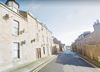 Thumbnail 2 bed flat for sale in 30, James Street, Peterhead, Aberdeen AB421Dr
