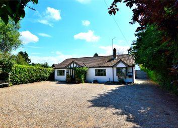Thumbnail 4 bed detached bungalow for sale in Old Mead Lane, Henham, Bishop's Stortford