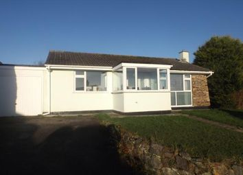 Thumbnail 2 bed bungalow for sale in St. Agnes, Truro, Cornwall