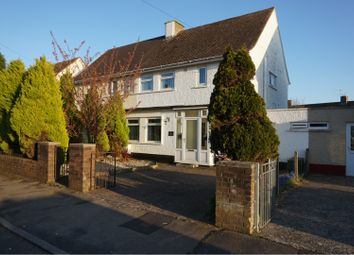 Thumbnail 3 bed semi-detached house for sale in Ceri Avenue, Rhoose