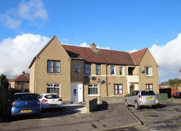 Thumbnail 2 bed flat for sale in Beech Place, Grangemouth, Stirlingshire