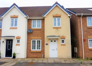 Thumbnail 3 bed end terrace house for sale in Cae Morfa, Skewen