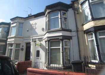 Thumbnail 2 bed property to rent in Violet Road, Litherland, Liverpool