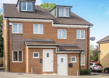 3 bed semi-detached house for sale in Bunkers Crescent, Bletchley, Milton Keynes MK3