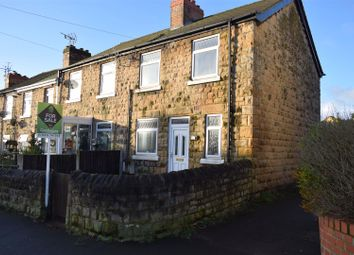 2 bed end terrace house for sale in Portland Terrace, Langwith, Mansfield NG20