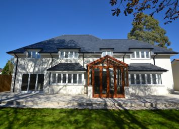 Thumbnail 4 bed detached house for sale in Canford Cliffs Ave, Poole