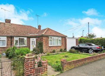 Thumbnail 3 bed semi-detached bungalow for sale in Devon Way, Dovercourt, Harwich