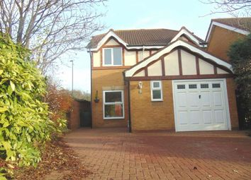 Thumbnail 3 bedroom detached house for sale in Mellendean Close, Westerhope, Newcastle Upon Tyne