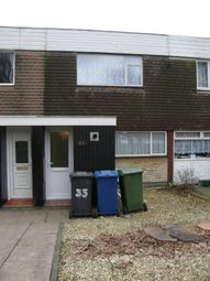Thumbnail 3 bedroom terraced house to rent in Balfour, Tamworth