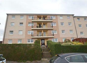 Thumbnail 3 bed flat for sale in Heathcot Avenue, Drumchapel, Glasgow