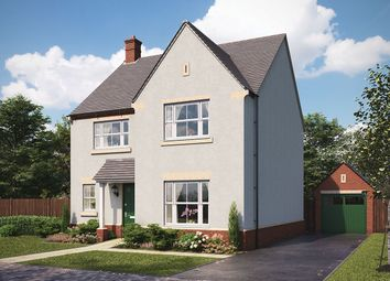 "Thumbnail 3 bedroom detached house for sale in ""Ashbourne"" at Harrogate Road, Green Hammerton, York"
