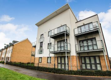 Thumbnail 2 bed flat for sale in Hartley Avenue, Peterborough
