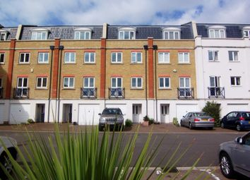 Thumbnail 4 bed terraced house to rent in The Piazza, Sovereign Habour South, Eastbourne