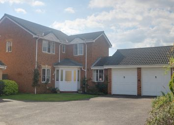 Thumbnail 4 bed detached house for sale in Browning Road, Brantham, Manningtree