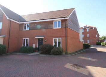 Thumbnail 3 bed end terrace house for sale in Adams Drive, St. Ives, Huntingdon