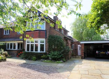 Thumbnail 4 bed property for sale in Brampton Road, Bramhall