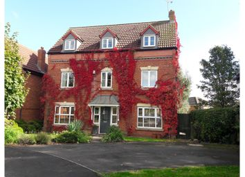 Thumbnail 5 bed detached house for sale in Coriolanus Square, Warwick