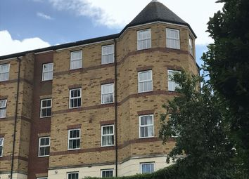 Thumbnail 2 bed flat to rent in Elvaston Court, Grantham
