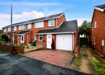 Thumbnail End terrace house to rent in Anton Way, Aylesbury