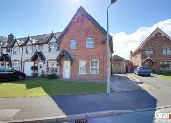 Thumbnail 4 bedroom town house for sale in 3 Movilla Mews, Newtownards, Co Down