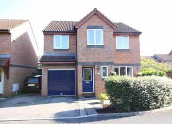 Thumbnail 4 bed detached house for sale in Meadgate, Emersons Green, Bristol