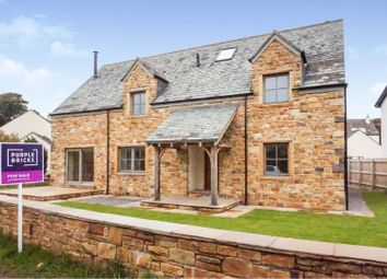 Thumbnail 5 bed detached house for sale in Greysouthen, Cockermouth