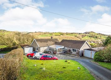 Thumbnail 4 bed bungalow for sale in Pont Robert, Meifod, Powys