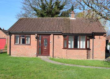 Thumbnail 2 bed bungalow for sale in Burghley Close, Nettleton, Market Rasen