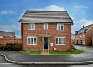 Thumbnail 3 bed end terrace house for sale in Culverhouse Road, Swindon