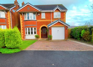 Thumbnail 4 bed detached house for sale in Holland Street, Hurstead, Rochdale