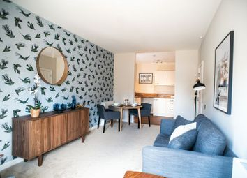 Thumbnail 2 bed flat for sale in The Birches, Woodlands Avenue, Woodley