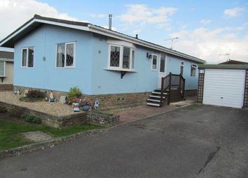 Thumbnail 2 bedroom mobile/park home for sale in Cudworth Park (Ref 6000), Newdigate, Dorking, Surrey