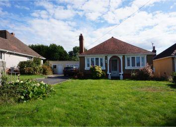 Thumbnail 2 bed detached bungalow for sale in Penllwyngwyn Road, Llanelli