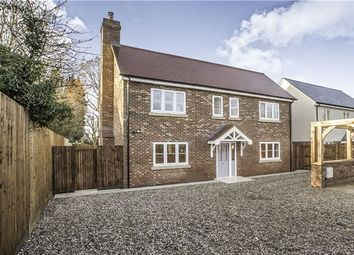 Thumbnail 4 bed detached house for sale in Redwoods, Church Lane, Widdington, Saffron Walden